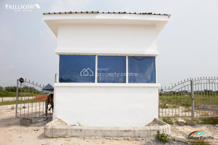 This Estate Is a Great Investment for Buy and Build, Trillion Park Estate, Alatise, Ibeju Lekki, Lagos, Residential Land for Sale