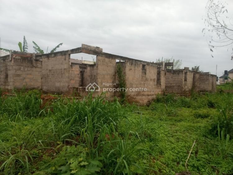 Uncompleted 3 Flat, Aruogba, Benin, Oredo, Edo, Block of Flats for Sale