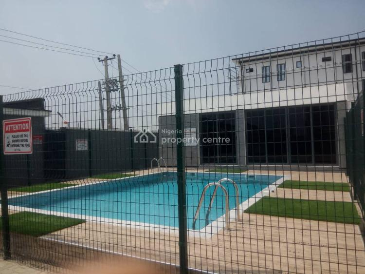 Spacious Fully Serviced 4 Bedroom Terrace Duplex with Swimming Pools, Lekki Phase 1, Lekki, Lagos, Terraced Duplex for Rent