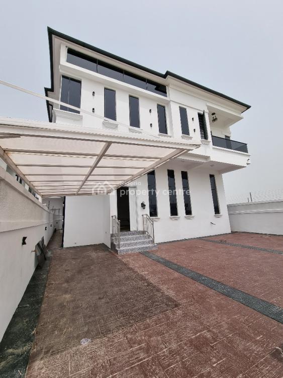 Luxury 5 Bedrooms Detached Duplex in a Good Location, Chevron Drive, Lekki, Lagos, Detached Duplex for Sale