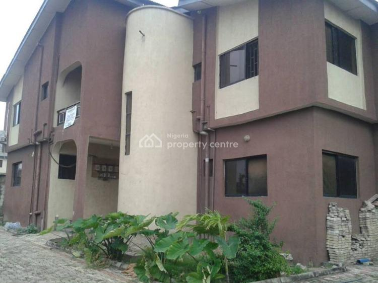 Massive 2 Bedroom Flat with a Bigger Space Than 3 Bedroom Flat, Eyita Palace Road, Ikorodu, Lagos, Flat for Rent