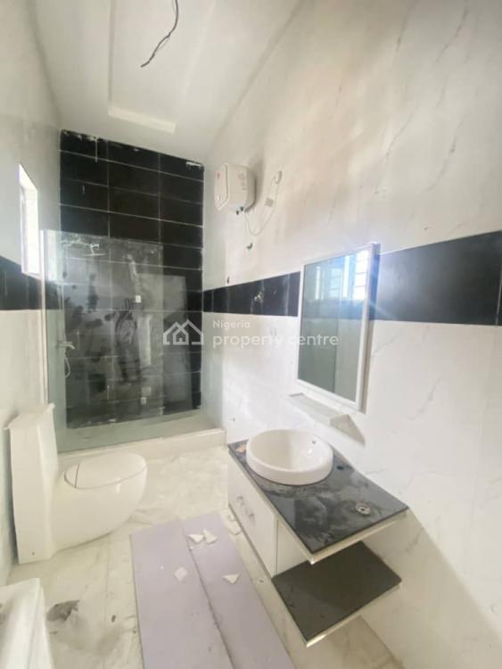 a Brand New 4 Bedroom Semi-detached Duplex with 1 Room Bq, Chevron Alternative, Lekki, Lagos, Semi-detached Duplex for Rent
