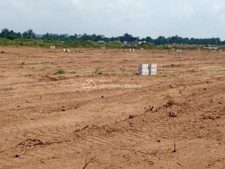 Sandfilled Land Measuring 707sqm, Along Orchid Hotel,elegansha, Ajah, Lagos, Land for Sale