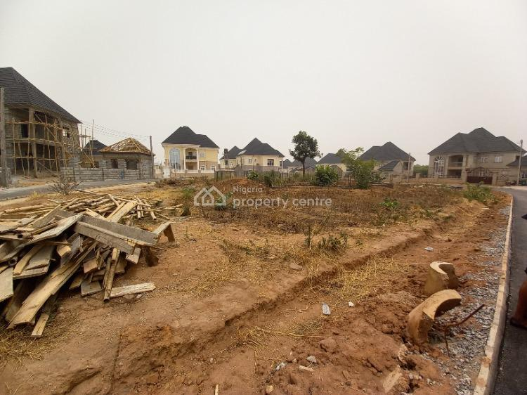 Well Located Dry Detached Duplex Plot Measuring Approximately 650sqm, By Brains and Hammers Estate, Galadimawa, Abuja, Residential Land for Sale