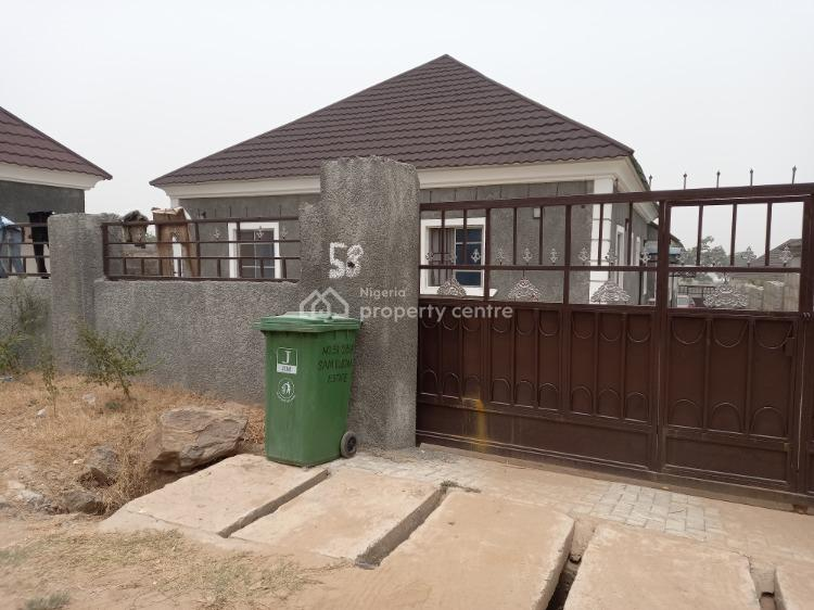 Well Located 5 Units of 1 Bedroom Bungalow, Galadimawa, Abuja, Detached Bungalow for Sale