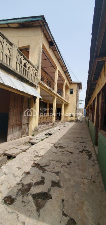 5 Bedrooms Fully Detached with a 3 Bedroom Bq, Oke Itunu, Veterinary Road, Adjacent St. Louis College, Mokola, Ibadan, Oyo, Detached Duplex for Sale