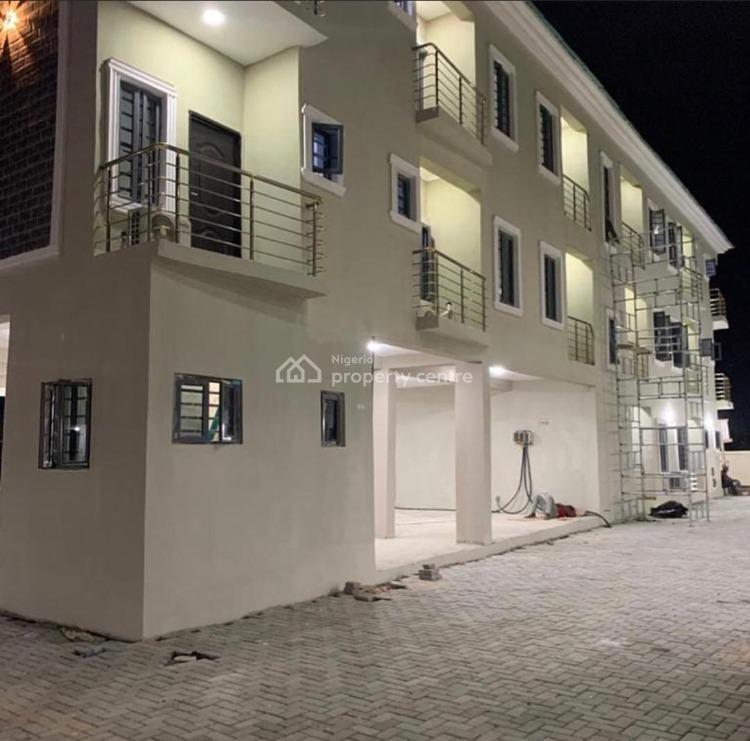 Brand New Fully Serviced Blocks of Flat ( 2 Bedroom), Ikota, Lekki, Lagos, Block of Flats for Sale