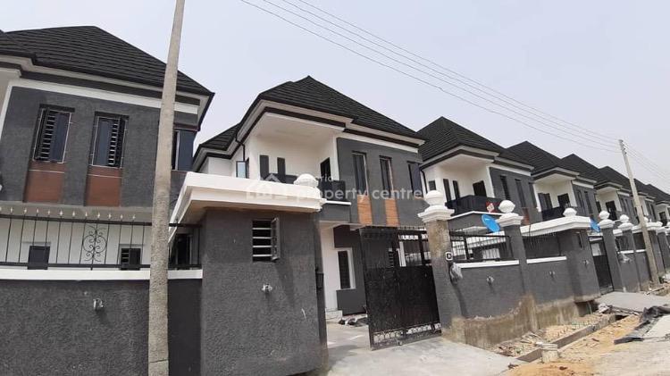 Luxury 5 Bedroom Fully Detached Duplex with Bq, Chevron Drive, Lekki Phase 1, Lekki, Lagos, Detached Duplex for Sale
