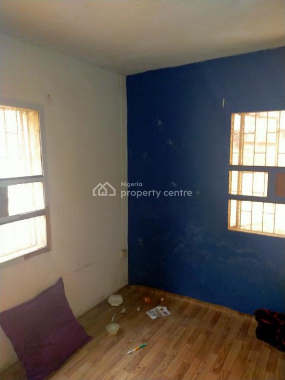 3 Bedroom Flat Ground Floor, Harmony Estate, Ifako, Gbagada, Lagos, Flat for Rent