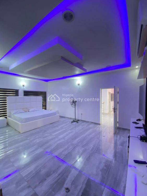 Fully Furnished 4 Bedroom Semi Detach Duplex Available, Lamgbasa, Ajah, Lagos, Semi-detached Duplex for Rent