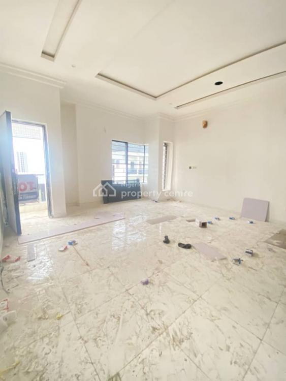 Brand New 4 Bedroom Semi-detached Duplex with 1 Room Bq Available, Chevron Alternative Road, Lekki, Lagos, Semi-detached Duplex for Rent
