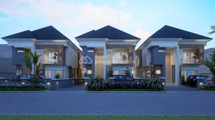 Luxury 7 Bedroom Fully Detached House with Penthouse, Megamound Estate, Lekki County Homes, Lekki Phase 1, Lekki, Lagos, Detached Duplex for Sale