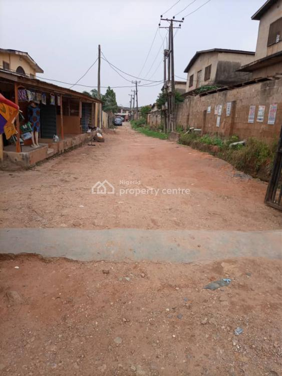 Block of 6 Flats, Okeira, By Mobil Bus-stop, Ogba, Ikeja, Lagos, Block of Flats for Sale