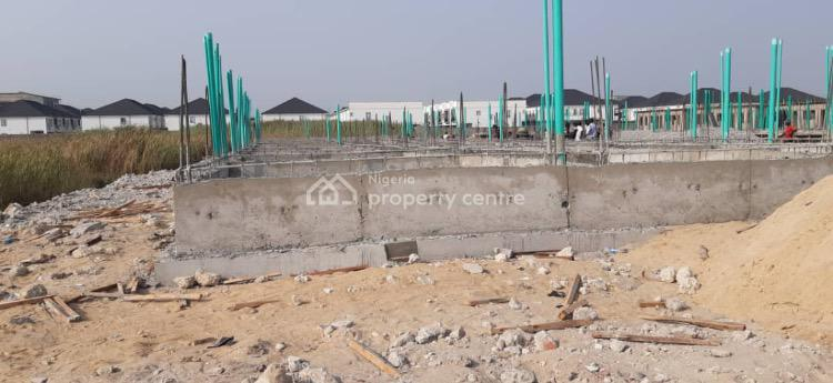Exquisite 4 Bedrooms Terraced Corner Piece, Orchid Road, Lekki Expressway, Lekki, Lagos, Terraced Duplex for Sale