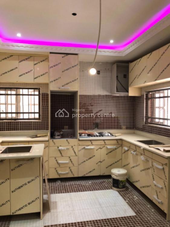 Newly Built 4 Bedroom Home, Guzape District, Abuja, Semi-detached Duplex for Sale