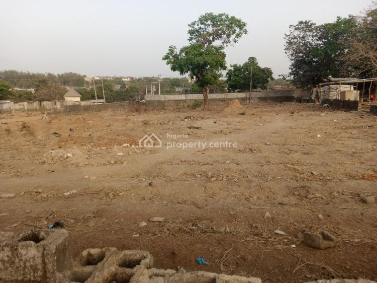 1,800sqm Residential Plot, Behind Deo Gratia School, Galadimawa, Abuja, Residential Land for Sale