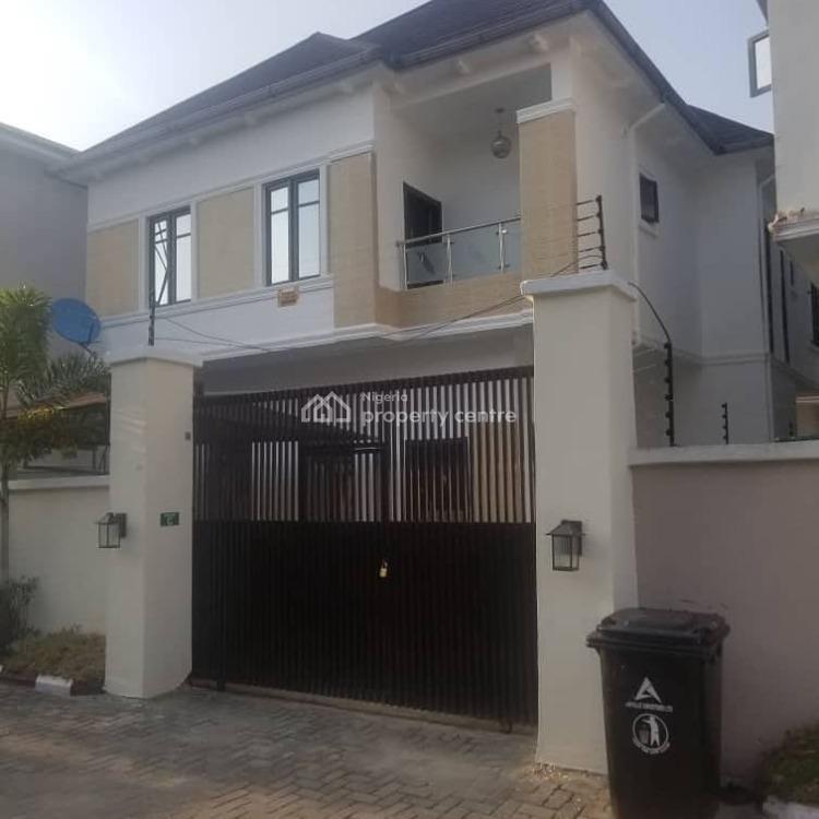 Detached Duplex, Osapa London, Lekki Phase 1, Lekki, Lagos, Detached Duplex for Sale
