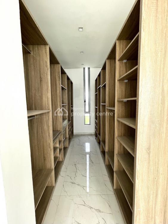 Luxury & Massive 5 Bedrooms Contemporary Duplex with Pool & Cinema, Pinnock Beach Estate, Lekki, Lagos, Detached Duplex for Sale