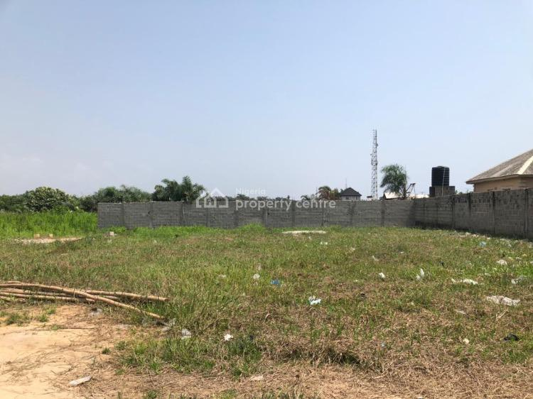 a Beautiful and Attractive Buy and Build Land Property, Alatishe Town, Bogije, Ibeju Lekki, Lagos, Mixed-use Land for Sale