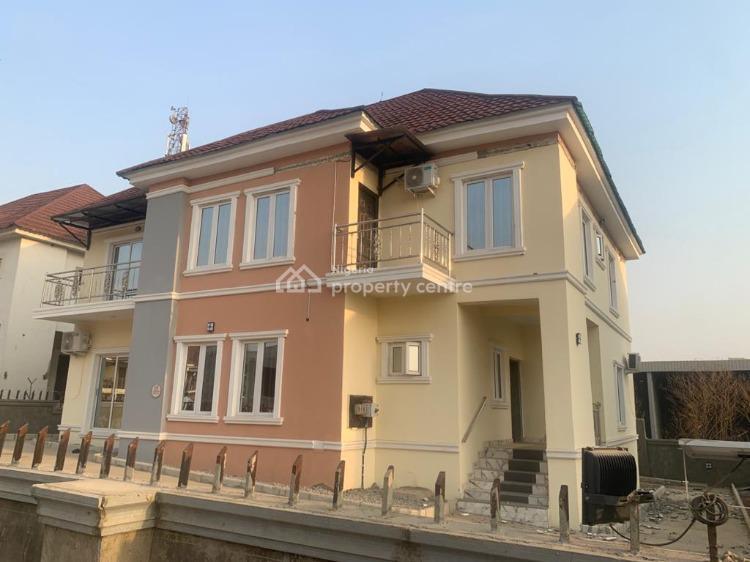 90% Finished 5 Bedroom Detached Duplex, Idu Karmo, Close to Turkish Hospital, Karmo, Abuja, House for Sale