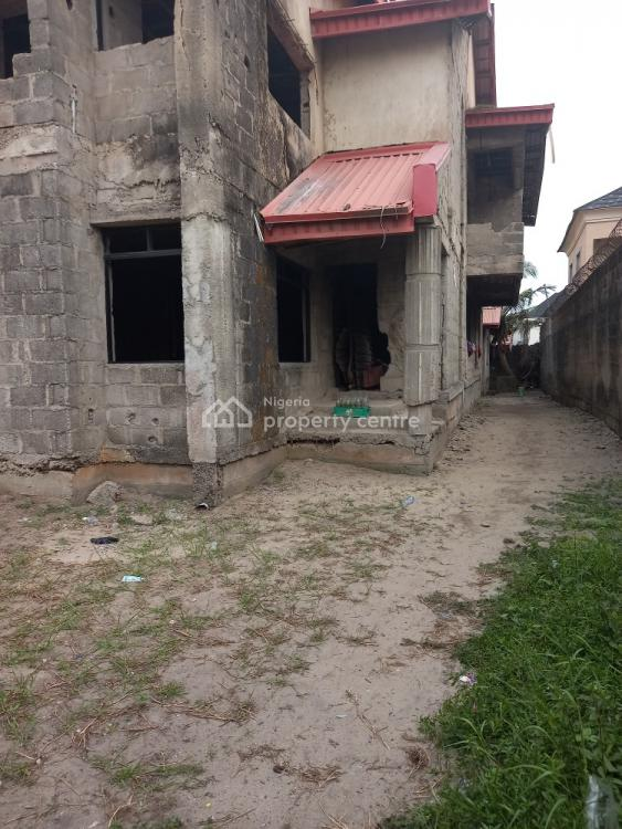 Uncomplicated Building Project, Ologolo, Jakande, Lekki, Lagos, Detached Duplex for Sale