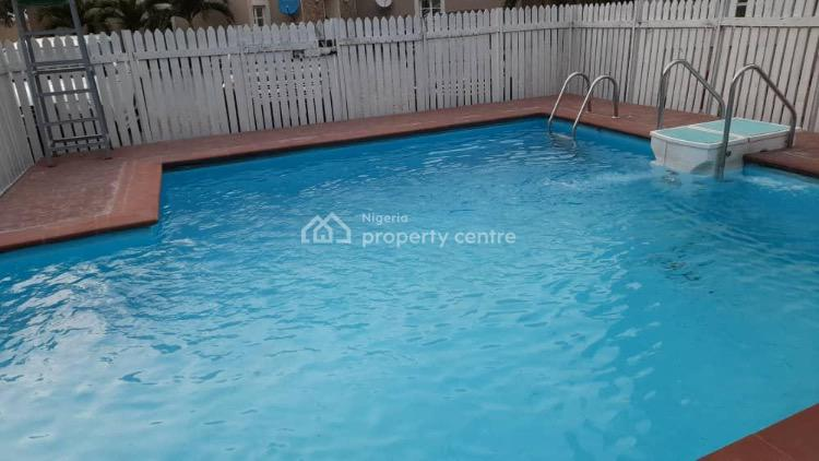 Spacious 4 Bedroom Semi Detached with Pool, Lekki, Lagos, Semi-detached Duplex Short Let