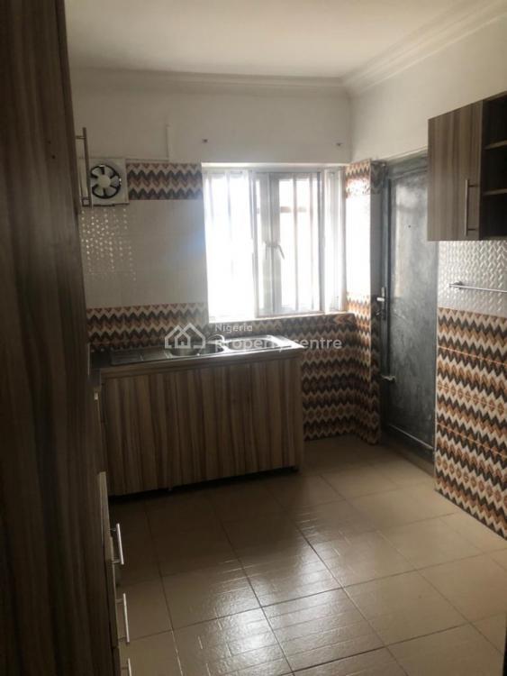 a Lovely and Nice with Good Finishing 3 Bedroom Flat, Akoka, Yaba, Lagos, Flat for Rent