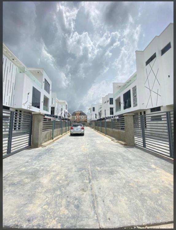Newly Built 5 Bedroom Comtemporary Duplex Plus Bq, Lekki Phase 1, Lekki, Lagos, Detached Duplex for Sale