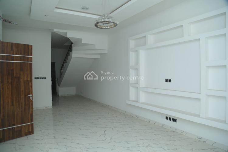 Sweetly Finished 5 Bedroom Semi-detached Duplex, Chevron Alternative, Lekki, Lagos, Semi-detached Duplex for Rent