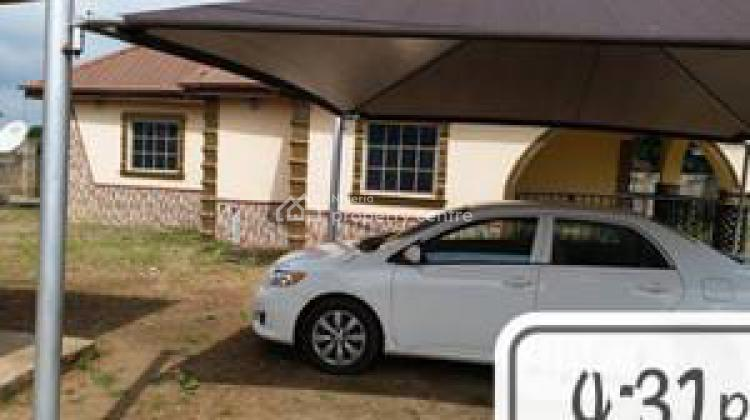 Very Cute and Tastefully Built 3 Bedrooms Bungalow, Nta Road, Oba Ile, Akure, Ondo, Detached Bungalow for Sale