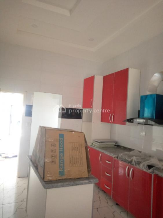 Newly Built 4 Bedroom Fully Detached Duplex with Bq, Lekki Palm City Estate, Ajah, Lagos, Detached Duplex for Rent
