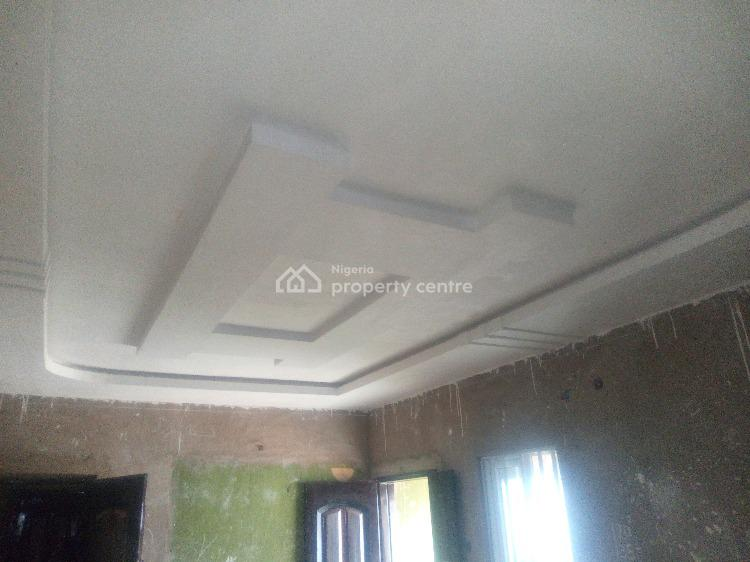 Newly Refurbished 3 Bedroom Flat (almost Done), Olutufehinse Street, Off Demurin Road, Alapere Ketu, Alapere, Ketu, Lagos, Flat for Rent