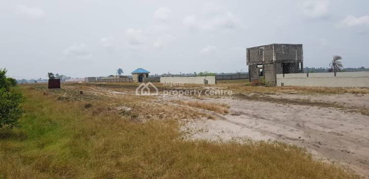 Dry Plot of Land, Akode Ise, After La Campagne Tropicana, Ibeju Lekki, Lagos, Land for Sale