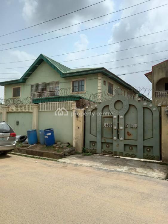 Mordern Block of 4 Flats in a Lovely Estate, New Oko-oba, Agege, Lagos, Block of Flats for Sale