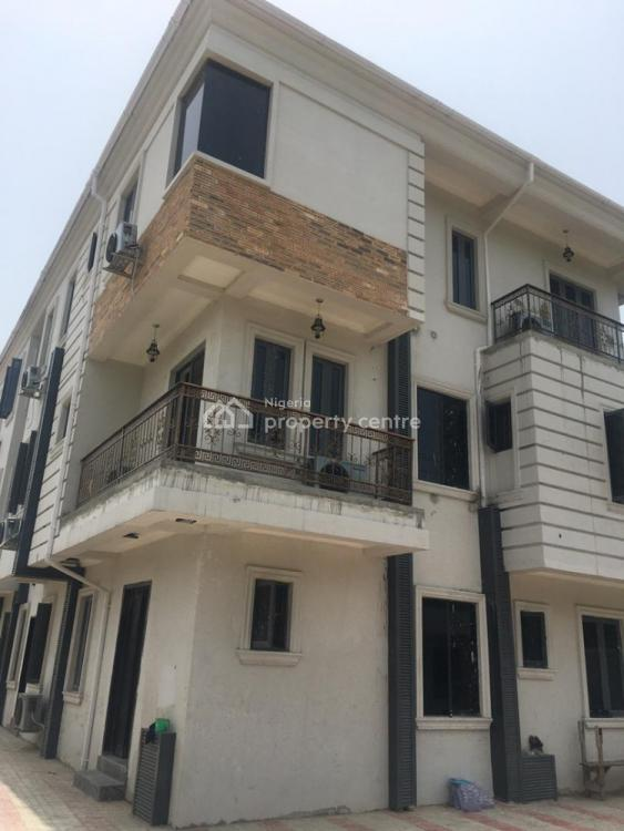 Luxury and Brand New 3 Bedroom Terrace Fully Serviced with 24 Hours Power, Orchid, Lekki, Lagos, Terraced Duplex for Rent