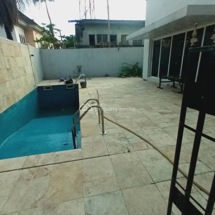 Fully Serviced 5 Bedroom Detached, Off Alexandra Road, Old Ikoyi, Ikoyi, Lagos, Detached Duplex for Rent