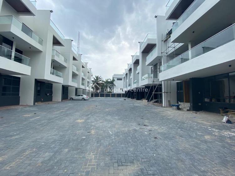 13 Units of 4 Bedroom Terrace Apartment, Victoria Island (vi), Lagos, Terraced Duplex for Rent