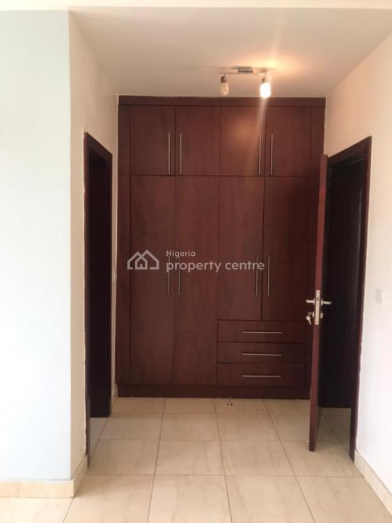 Luxurious 3 Bedroom Serviced Flat with Bq ,pool, Elevator, Katampe Extension, Katampe, Abuja, Flat for Rent
