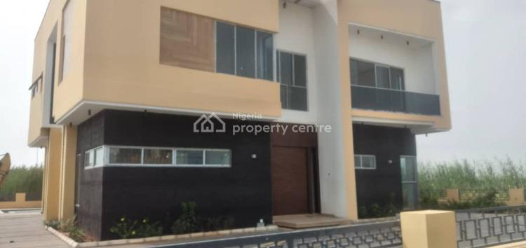 Brand New 4 Bedrooms Fully Detached Duplex with 1 Room, Northern Foreshore Estate, Agungi, Lekki, Lagos, Detached Duplex for Sale