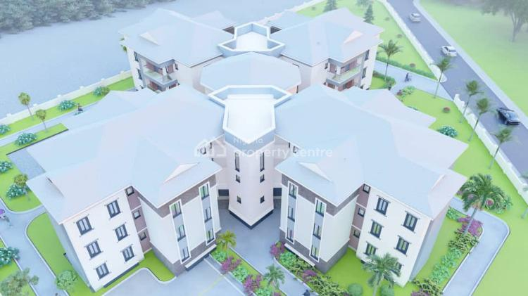 Units of 4 and 3 Bedroom Flats with Bq Each, Opposite Next Cash and Carry By Customs Senior Staff Quarters, Kado, Abuja, Block of Flats for Sale