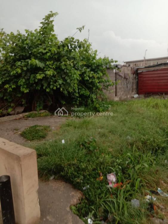 Fenced Bare Plots of Land, Lekki Scheme 2, Ogombo, Ajah, Lagos, Residential Land for Sale