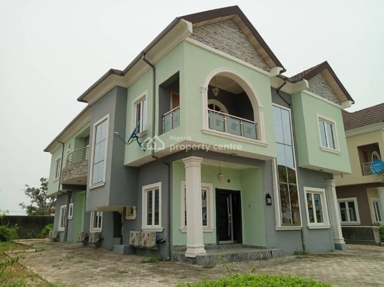 4 Bedroom Fully Detached Duplex with Bq, Behind Shoprite, Sangotedo, Ajah, Lagos, Detached Duplex for Sale