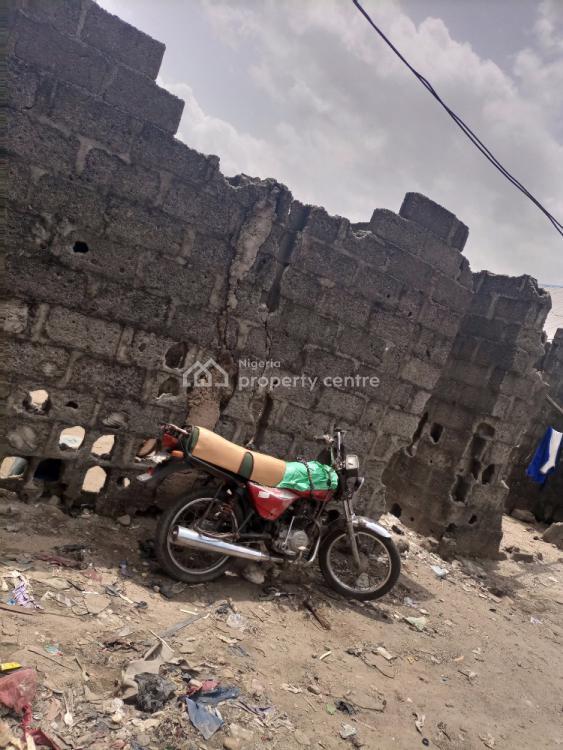 300 Sqm of Land, Ilaje Road, Bariga, Shomolu, Lagos, Residential Land for Sale