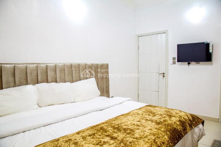 Exqisite Three Bedroom Flat, Palmspring Road, Ikate, Lekki, Lagos, Flat Short Let