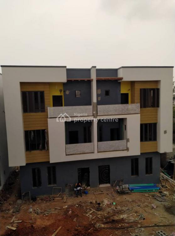 Newly Built 4 Bedrooms Duplex with a Bq, Okupe Estate, Maryland, Lagos, Semi-detached Duplex for Sale
