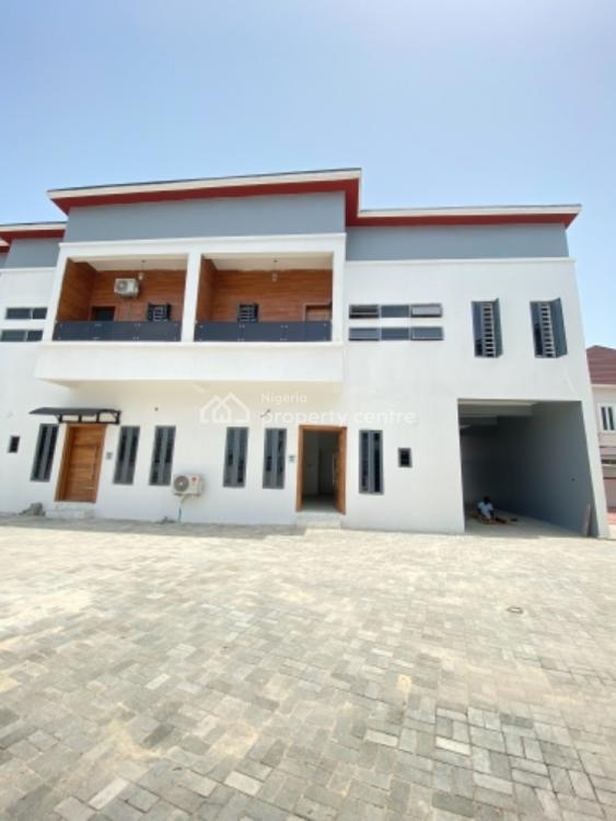 4 Bedrooms Luxury Duplex with Underground Parking Lot, Lekki Conservative Road, Lekki, Lagos, Semi-detached Duplex for Sale