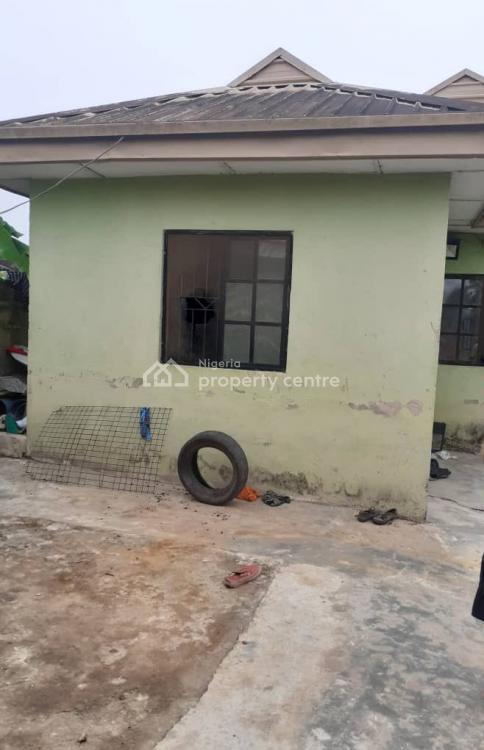 Nice 3 Bedrooms Flat, Adegbose Estate, Oluodo, Ebute, Ikorodu, Lagos, Detached Bungalow for Sale