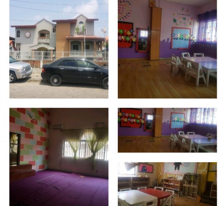 Standard 7 Bedroom Duplex, Lekki Phase 1, Lekki, Lagos, Detached Duplex for Sale