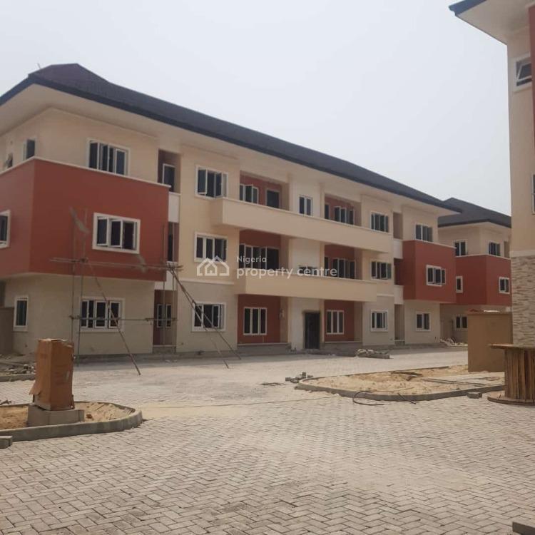 Luxury 3 Bedroom Flat, Ilasan By World Oil Filling Station, Ikate Elegushi, Lekki, Lagos, Flat for Rent