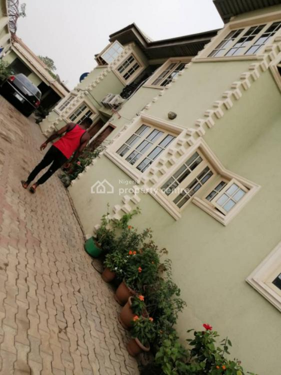 Standard 3 Bedroom Flat, Heritage Estate Oluyole Extension, Ibadan South-west, Oyo, Flat for Rent